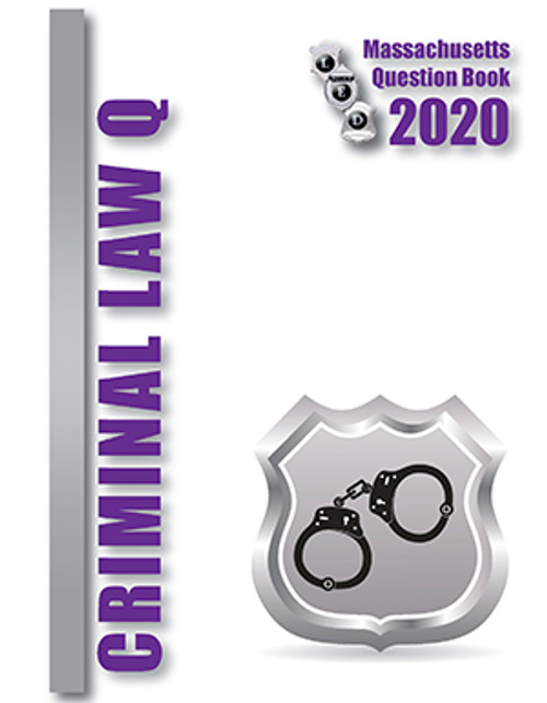2020 CRIMINAL LAW Q BOOK