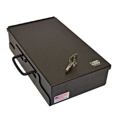 LUND PISTOL BOX