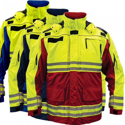 HI VIZ SAFETY JACKET