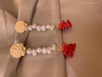 Sea Treasure Drop Earrings