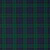 Deep Blue and Green Plaid Warmer Microwaveable Corn Heating Pad pattern