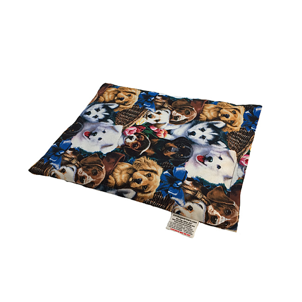 Puppy Luv Pillow Warmer Microwave Heating Pad