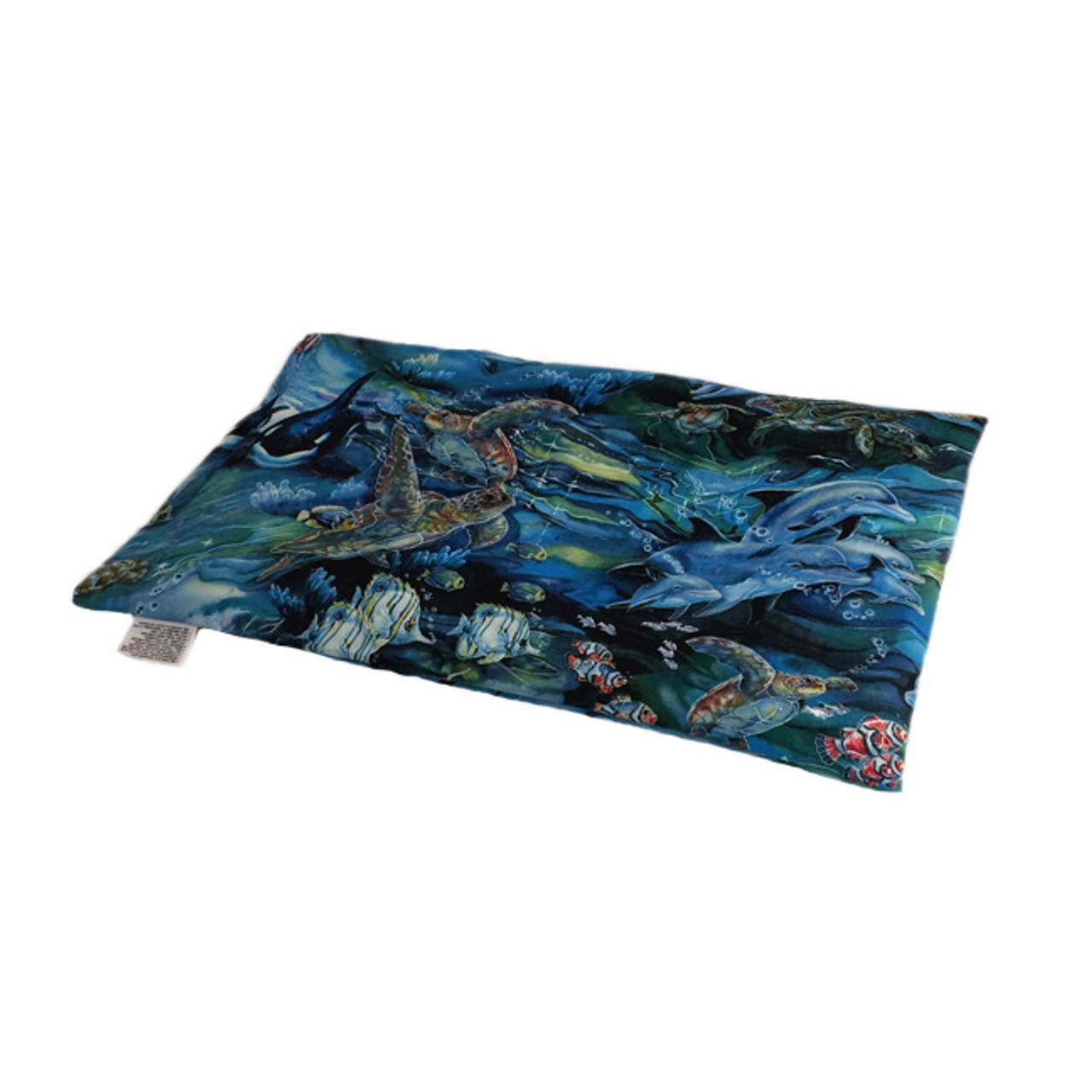 Amazing Ocean lap warmer microwave heating pad.
