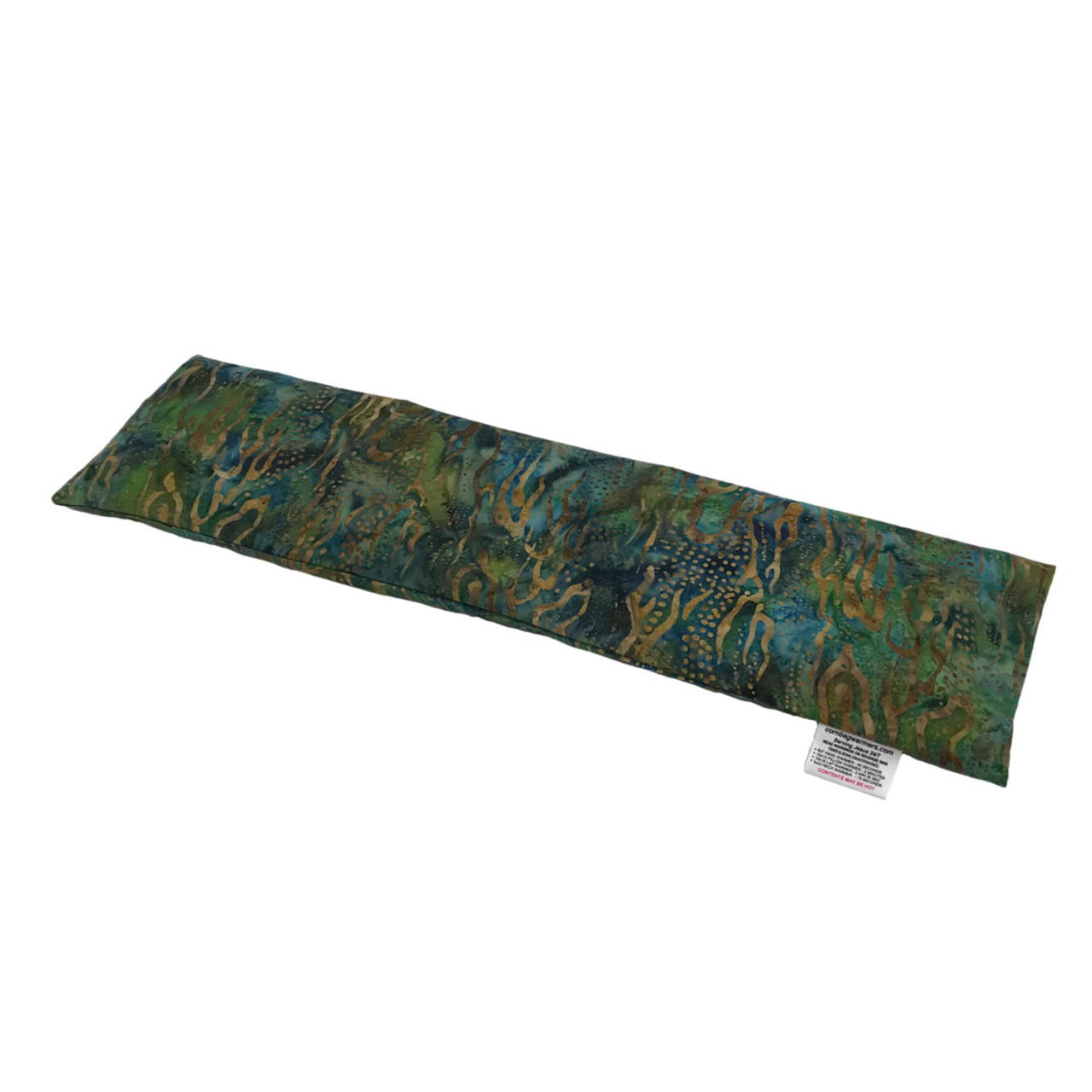 Abstract Earth Microwave Corn Heating Pad, Soothing Neck Warmer.