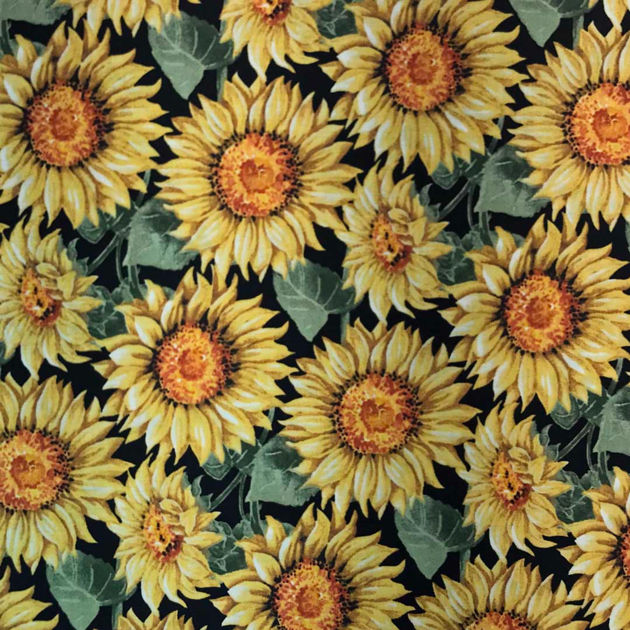 Sunflowers Microwave Heating Pad