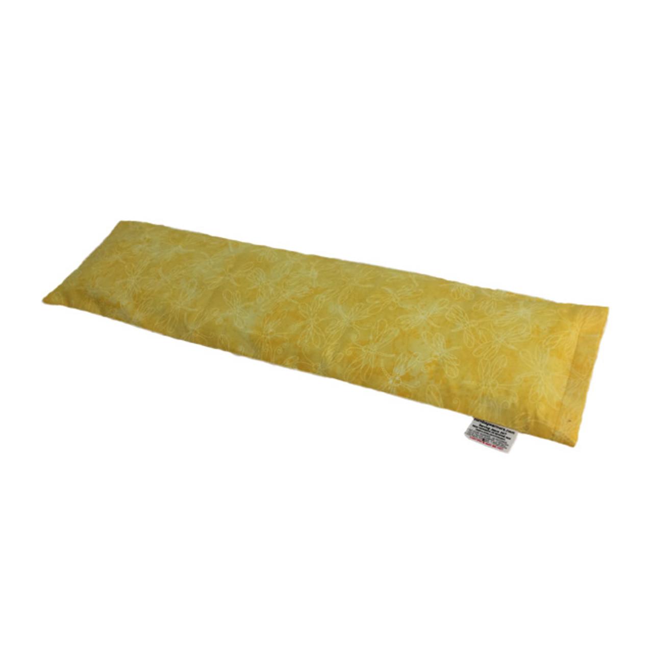Golden Dragonflies Neck Warmer Microwave Heating Pad