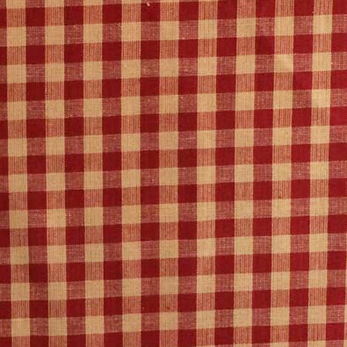 A warm burnt orange and yellow pattern for your microwave heat sack
