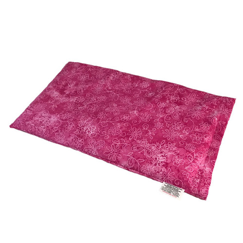 Pink Sundrenched Butterflies Lap Warmer Microwave Heating Pad