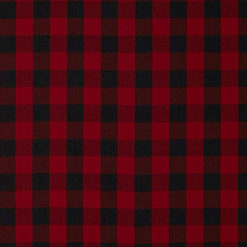 Awesome Deep Red & Black Plaid Microwave Corn Heating Pad