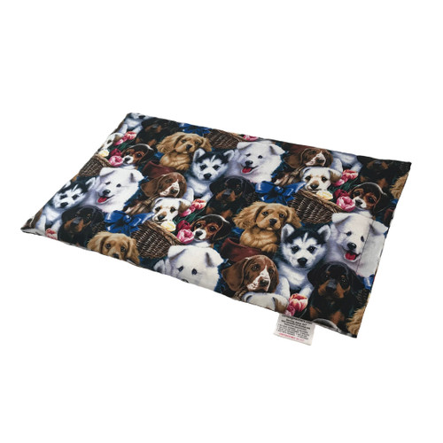 Puppy Luv Lap Cornbag Warmer - Corn Filled Microwave Heating Pad