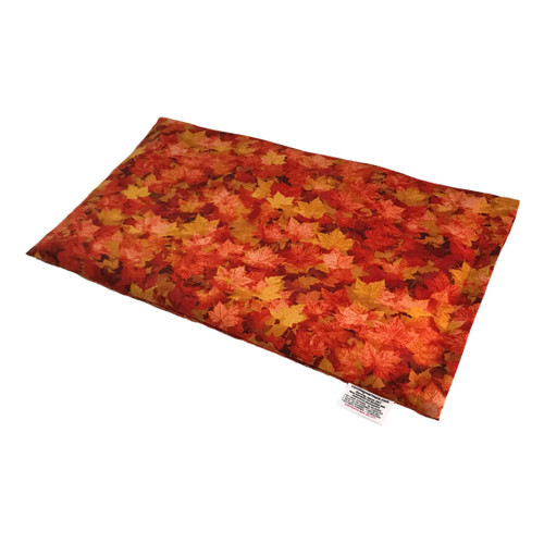 Warmth of Fall Lap Cornbag Warmer - Corn Filled Microwave Heating Pad