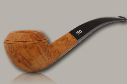 Butz Choquin - BC Supermate 1027 Briar Smoking Pipe with pouch B1049