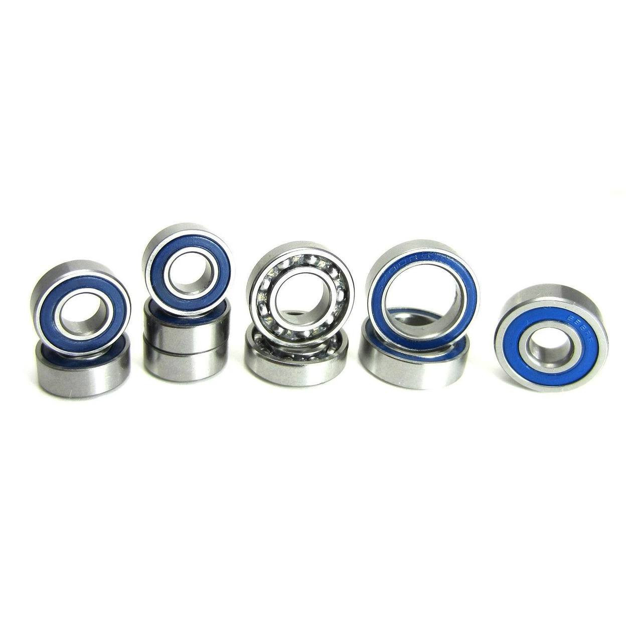 TRB RC AR44 Complete Axle Ball Bearing Set Axial SCX10 II