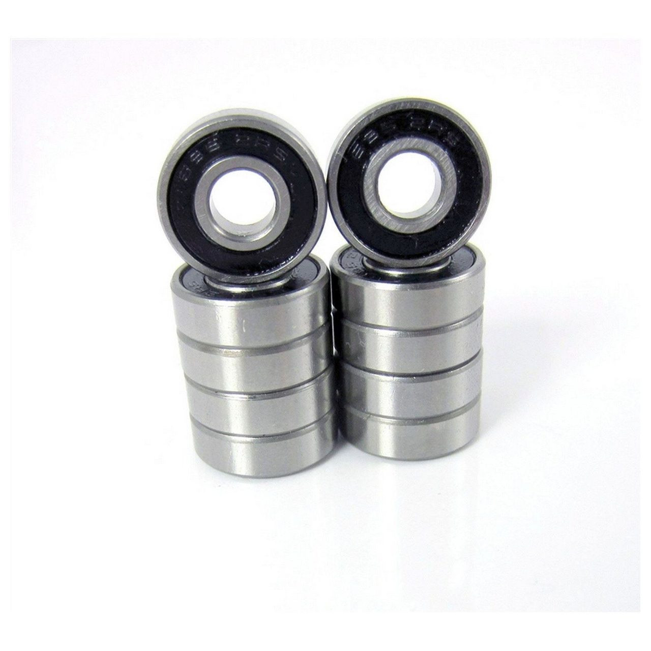 TRB RC 5x13x4mm Precision Ball Bearings ABEC 3 Rubber Sealed (10)