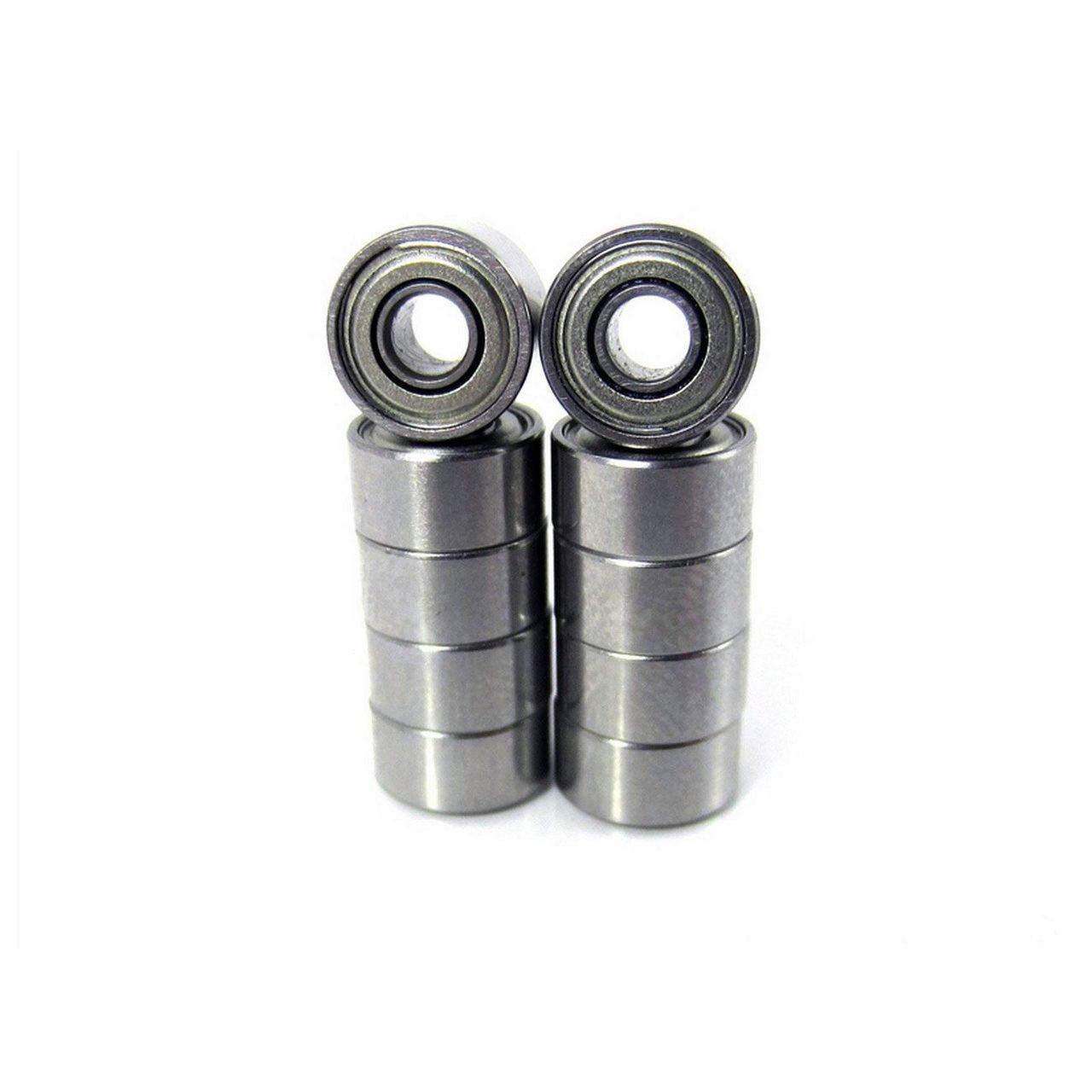 TRB RC 3x8x4mm Precision Ceramic Ball Bearings Metal Shields (10)