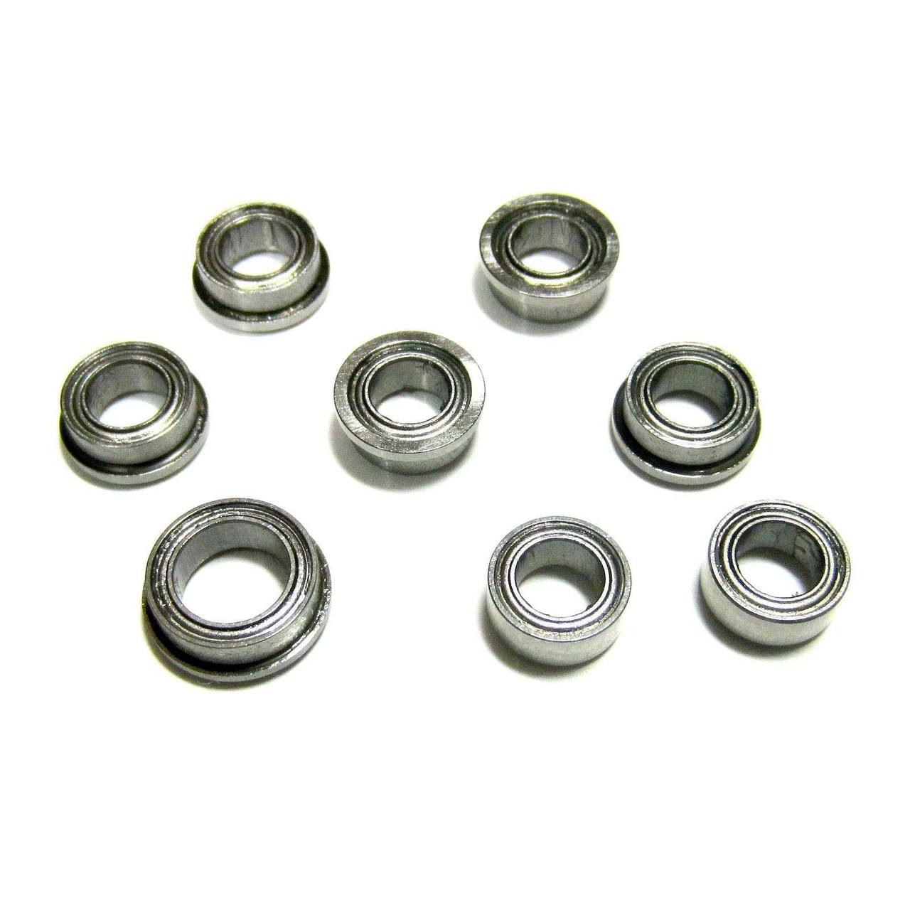 TRB RC Transmission Precision Ball Bearing Kit (8) Associated RC10 Classic