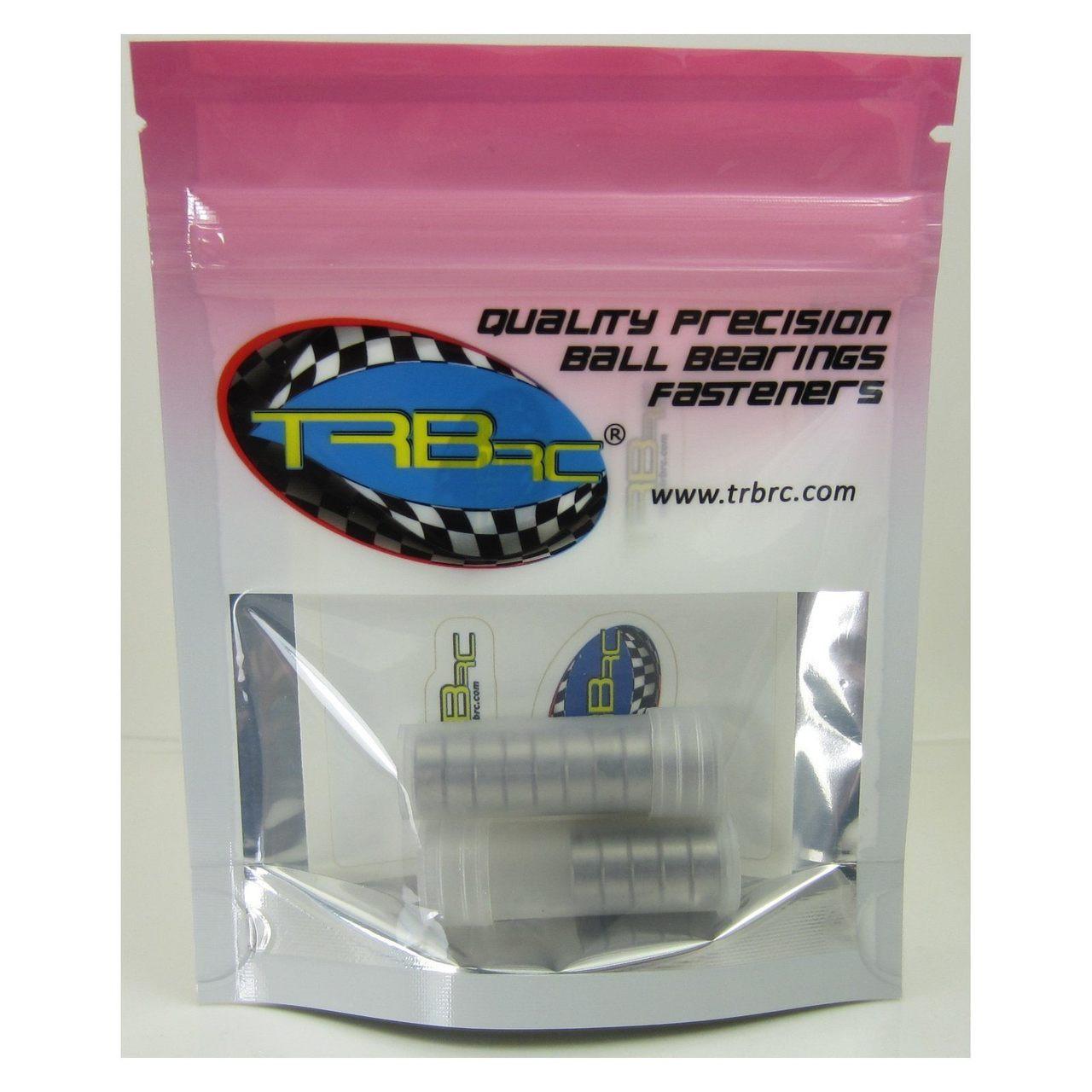 TRB RC Wheel Hub Trans Bearings BLU 5x11x4mm (15) 2WD Slash Stampede