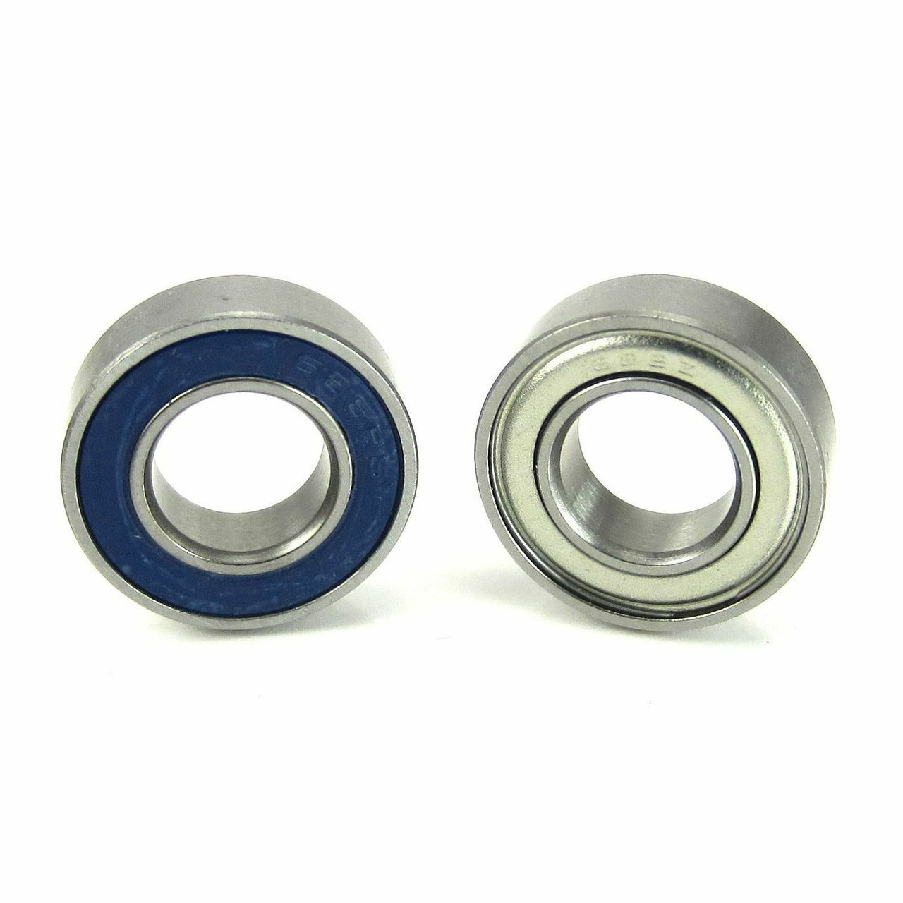 TRB RC 8x16x5mm Precision Ball Bearings ABEC 5 Hybrid Seals (2)