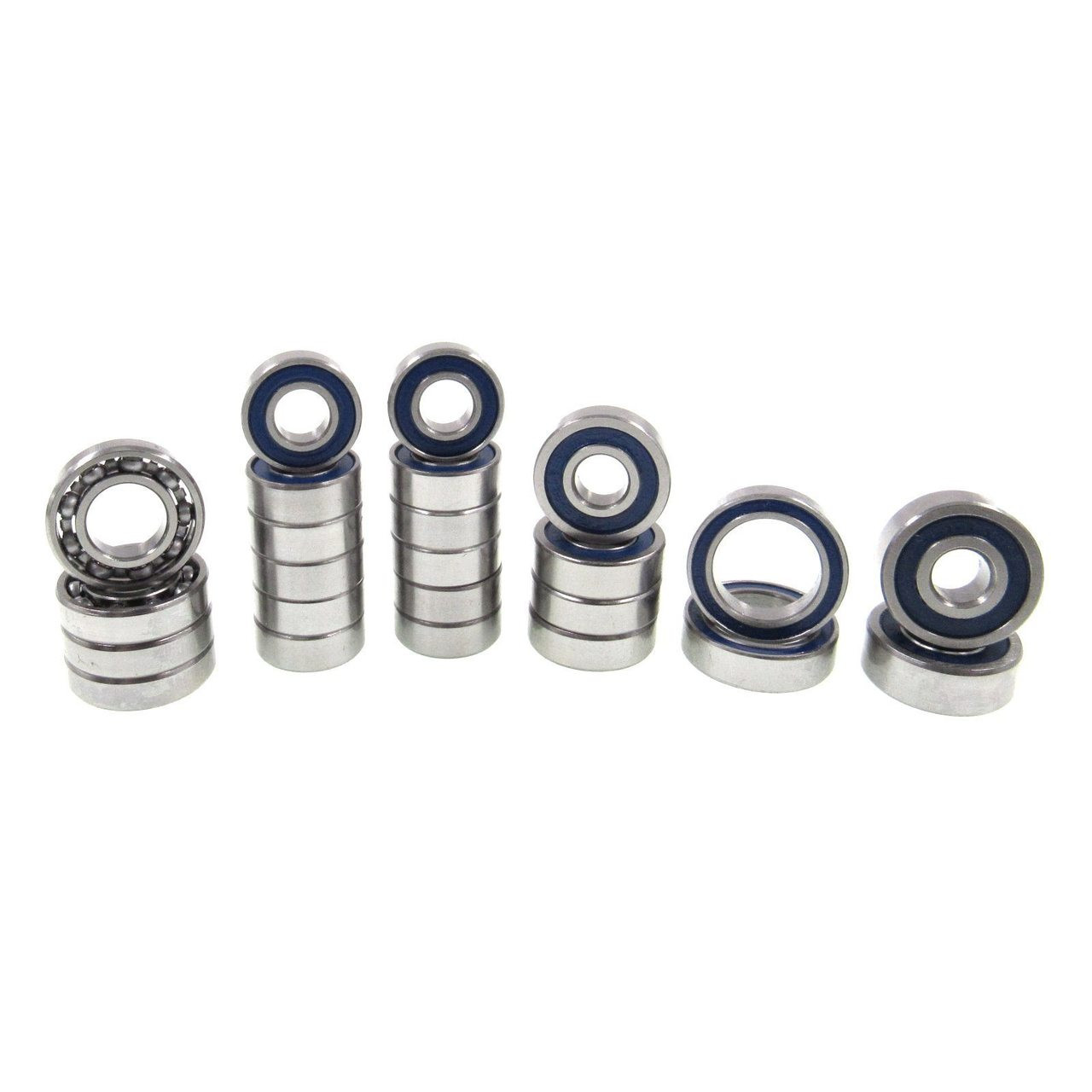 TRB RC Currie F9 Front & Rear Axle Ball Bearing Set (24) Axial Capra