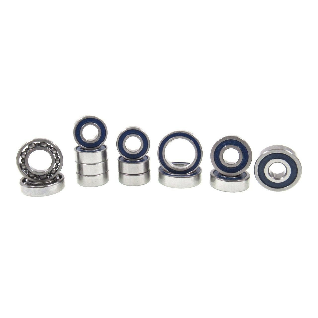TRB RC Currie F9 Front Axle Ball Bearing Set (14) Axial Capra