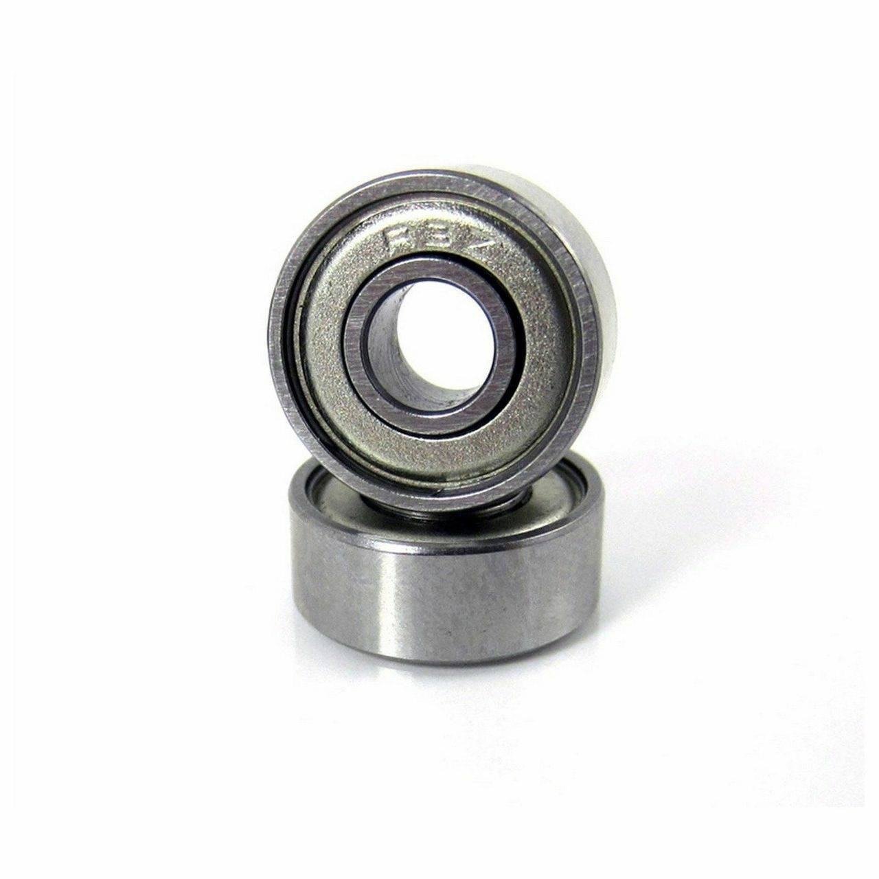 TRB RC 3/16x1/2x49/250 Precision Ceramic Ball Bearings Metal Shields (2)