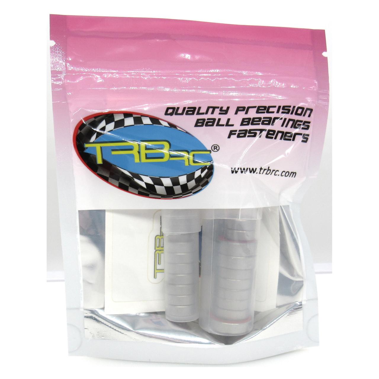 21 Traxxas Slash Rustler 4x4 VXL TRB RC Ceramic Ball Bearing Kit