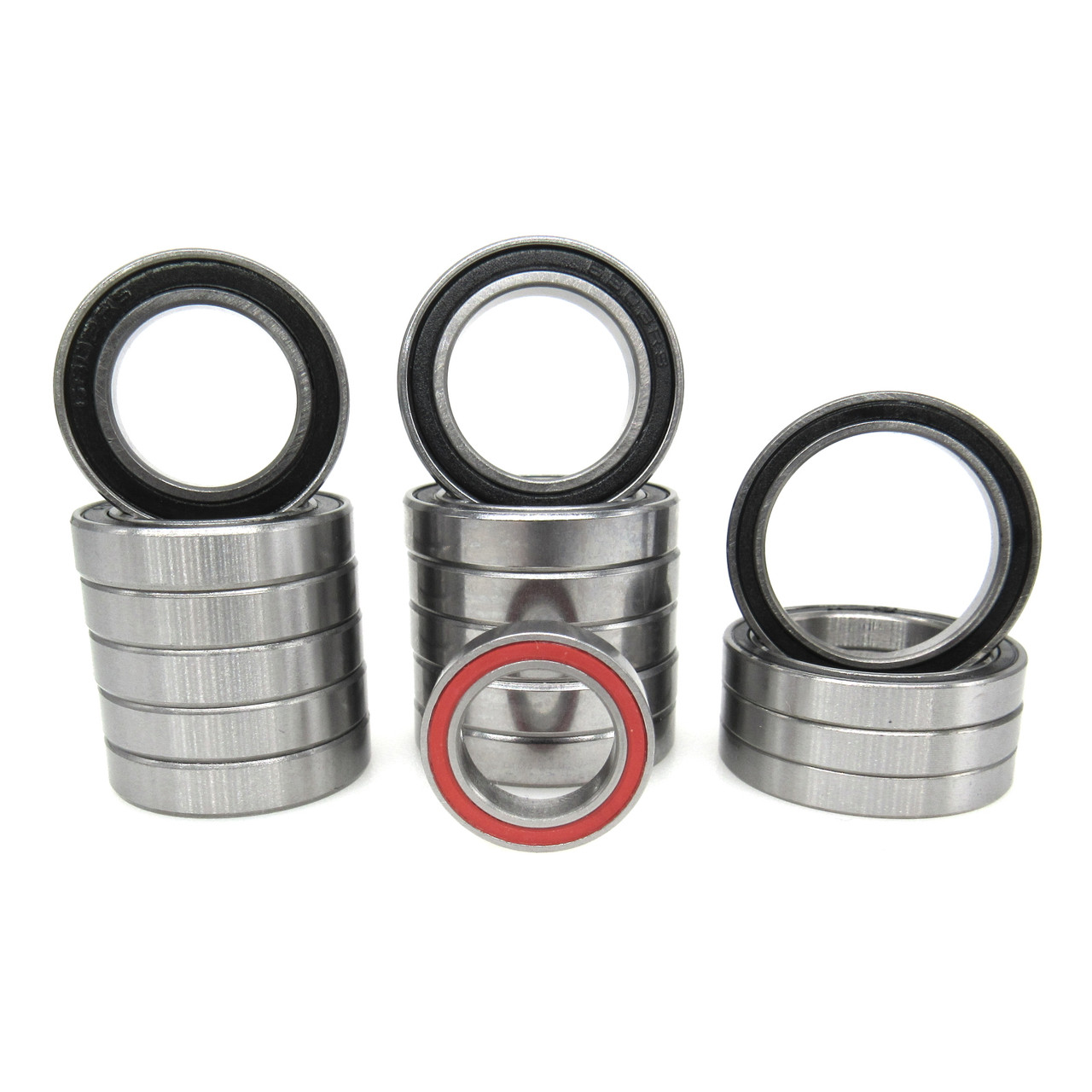 TRB RC Ceramic Hub-Diff-CTR Bearings Kit (17) Traxxas X-MAXX