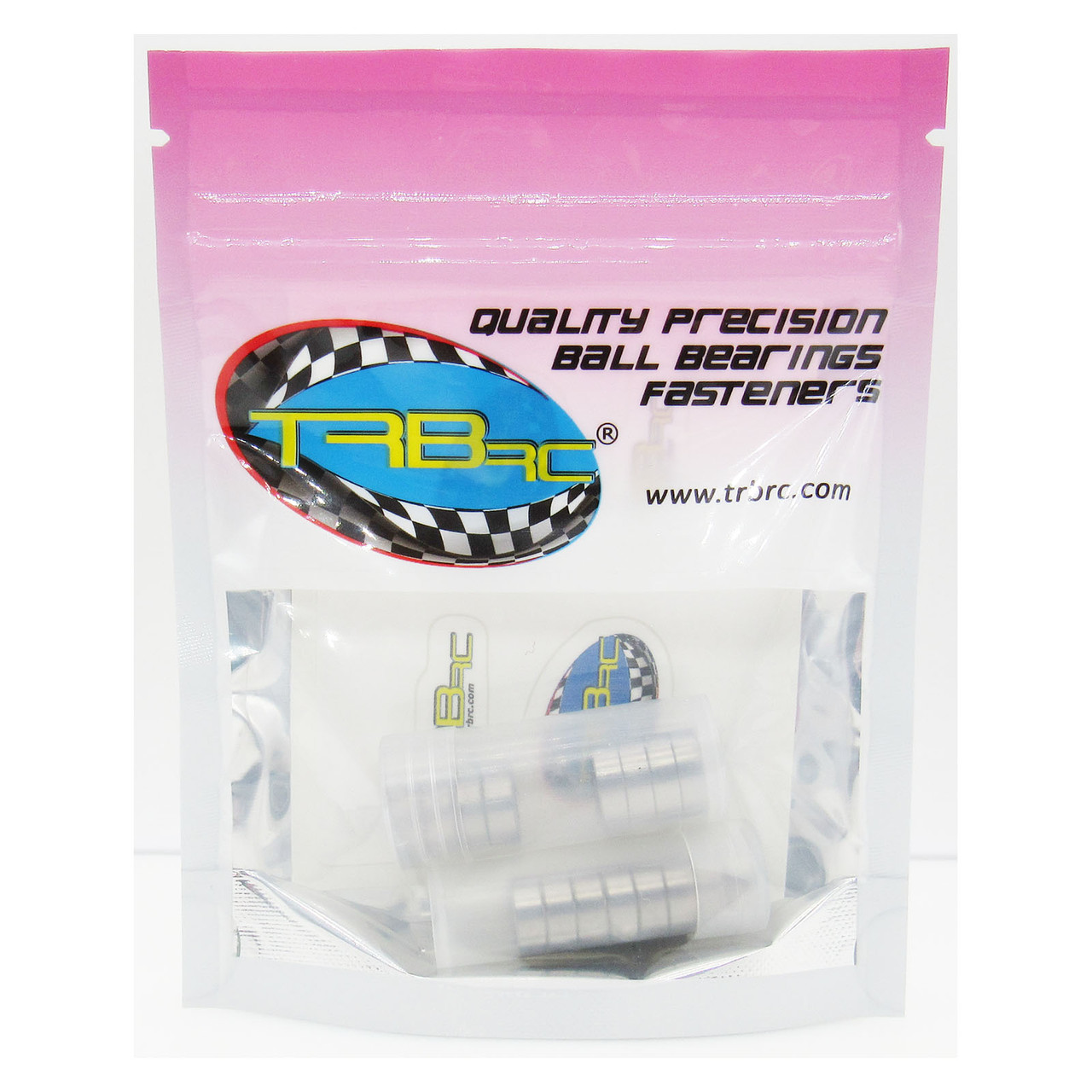 TRB RC Precision Ball Bearing Kit (16) Rubber Seals BU Tamiya TT-02