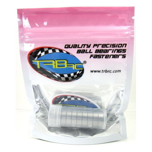 TRB RC 5x16x5mm Precision Ball Bearings ABEC 3 Metal Shields (10)