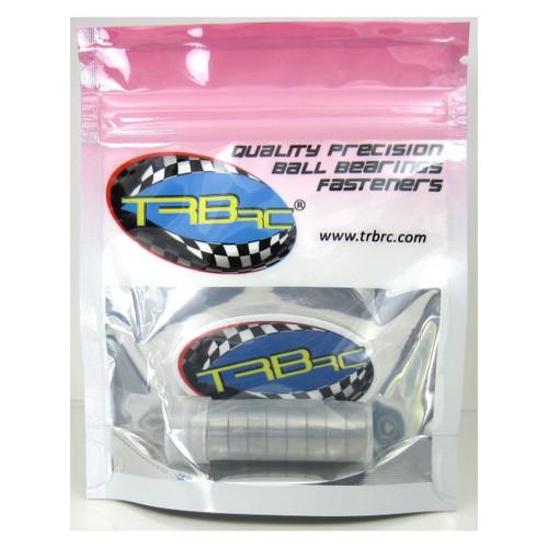 TRB RC 3/16x1/2x49/250 Precision Ball Bearings ABEC 5 Hybrid Seals Blue (10)