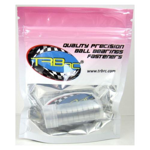 TRB RC 8x16x5mm Precision Ball Bearings ABEC 3 Rubber Sealed YEL (10)