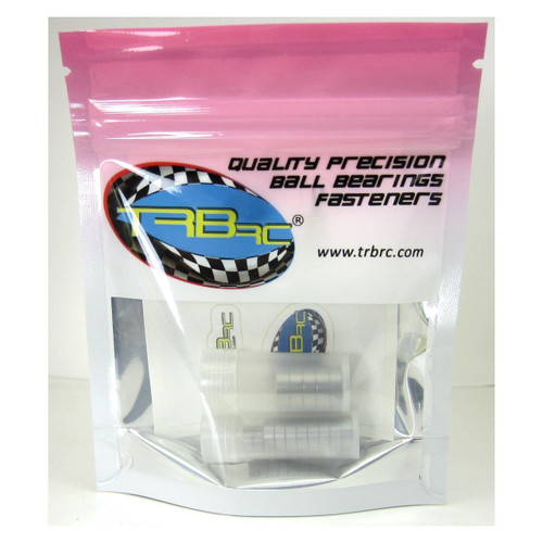 TRB RC Precision Ball Bearing Kit (15) Blue Rubber Sealed Latrax 1/18 4WD Rally Teton