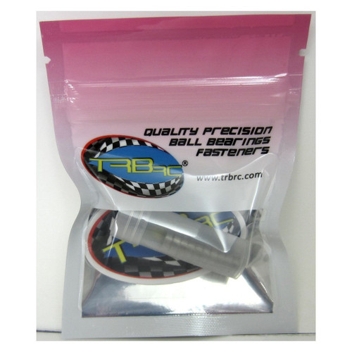 TRB RC 5x8x2.5mm Precision Ball Bearings ABEC 3 Rubber Sealed BLU (10)