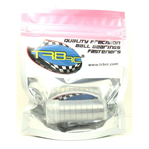 TRB RC 8x16x5mm Precision Ball Bearings ABEC 3 Rubber Sealed (10)