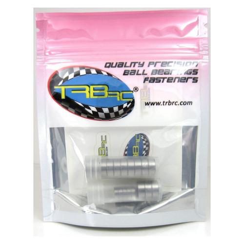 TRB RC Precision Bearing Kit (18) Blue Rubber Sealed Tamiya HotShot