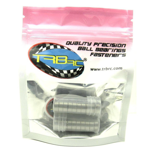 TRB RC 5x11x4mm Precision Ball Bearings ABEC 1 Rubber Sealed (20)