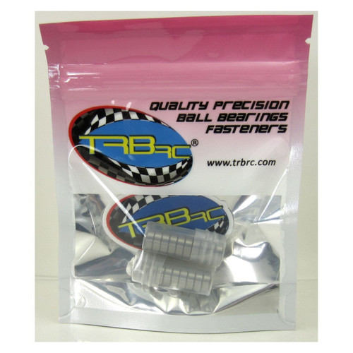 TRB RC 3/16x3/8x1/8 Precision Bearings ABEC 1 Rubber Sealed (20)