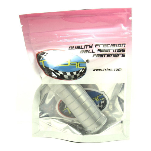TRB RC 8x22x7mm ABEC 5 Precision Ball Bearings Rubber Seals (10)
