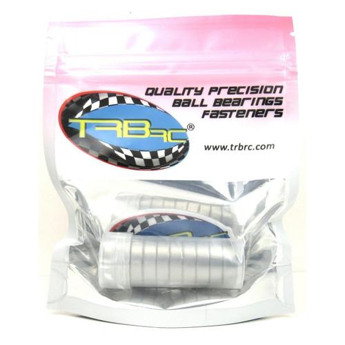 TRB RC (10) 7x17x5mm Precision Stainless Steel Ball Bearing, Fishing Reels