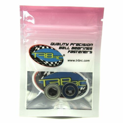 TRB RC 8x16x5mm Hybrid Ceramic Brushless Motor Ball Bearings (2)