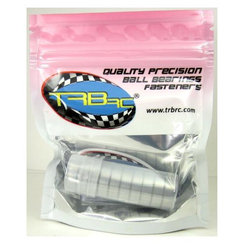 TRB RC 8x19x6mm Precision Ball Bearings ABEC 3 Rubber Sealed BU (10)