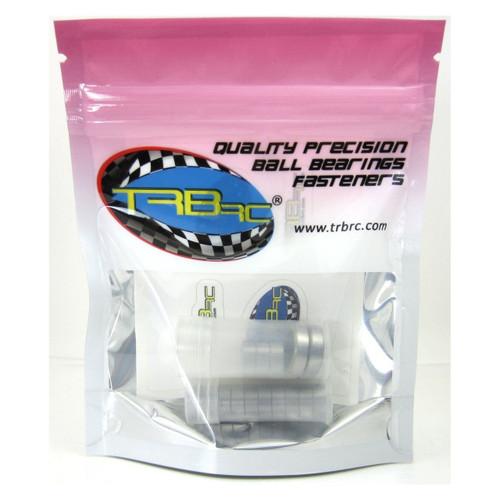TRB RC Precision Ball Bearing Kit (15) YEL Sealed ECX 1/10 2WD Boost, Ruckus, Torment