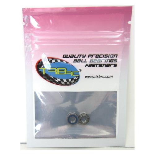 TRB RC 3/16x5/16x1/8 Flanged Precision Ball Bearings ABEC 5 Hybrid Seals (2)