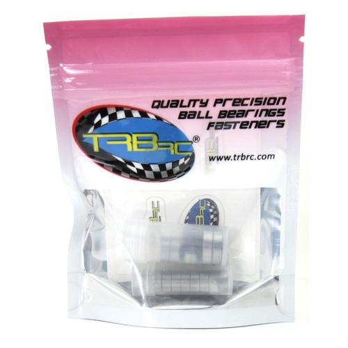 TRB RC Precision Ball Bearing Kit (15) BLU Sealed ECX 1/10 2WD Boost, Ruckus, Torment