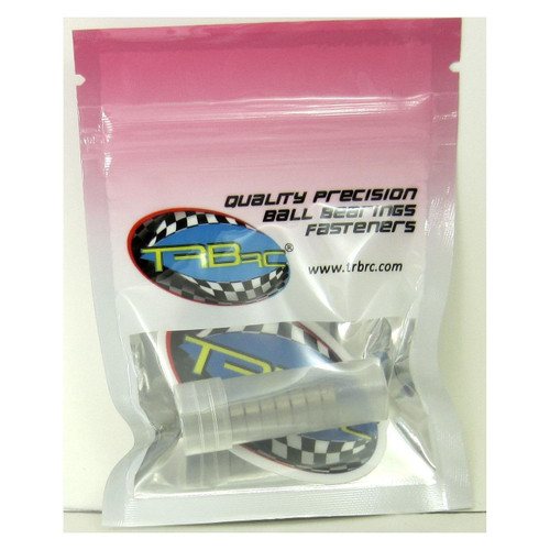 TRB RC 3/16x3/8x1/8 Precision Ball Bearings ABEC 3 YEL Rubber Sealed (10)