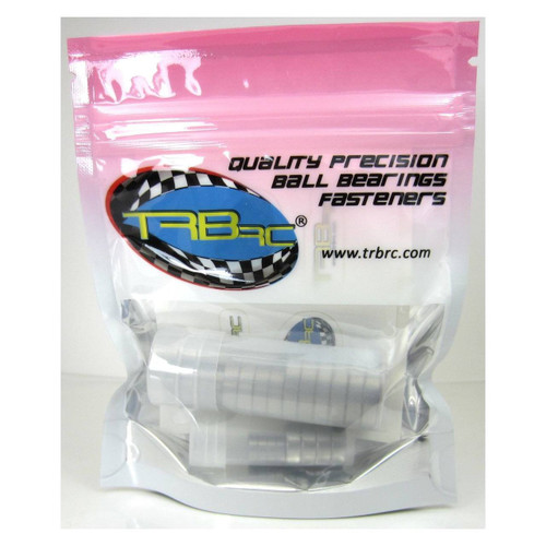 TRB RC Precision Ball Bearing Kit (22) Hybrid Seals Red Losi TEN-SCTE 2.0