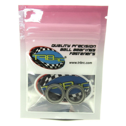 TRB RC 1/2x3/4x5/32 Precision Ceramic Ball Bearings Metal Shields (2)