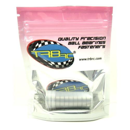 TRB RC 6x15x5mm Precision Ball Bearings ABEC 3 Metal Shields (10) 696-ZZ