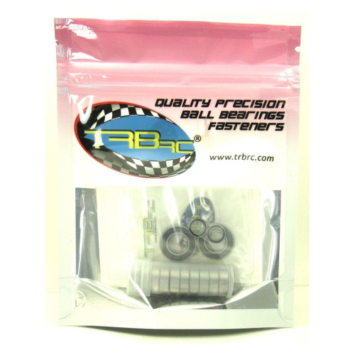 TRB RC Precision Ball Bearing Kit (14) Rubber Sealed Tamiya 1/10 Hi Lux King Cab