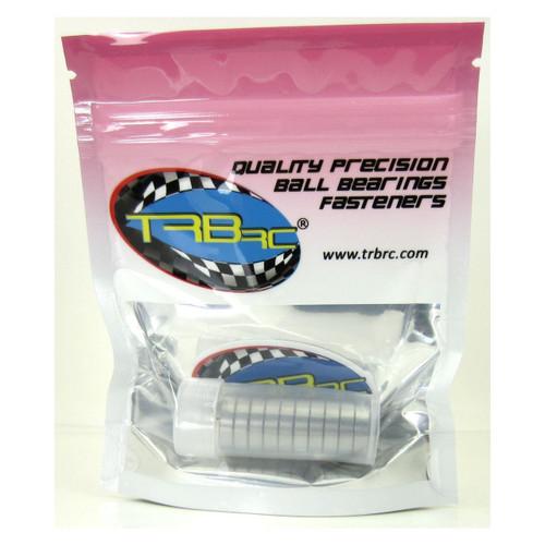 TRB RC 3/8x5/8x5/32 Precision Ball Bearings ABEC 3 Rubber Sealed (10)